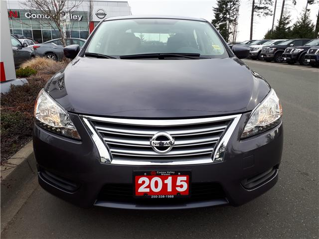 2015 Nissan Sentra 1.8 SV (Stk: 9Q7568B) in Courtenay - Image 2 of 9