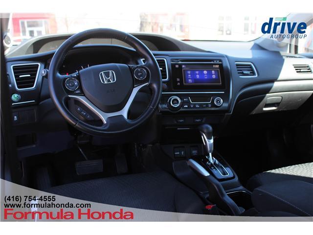 2015 Honda Civic EX (Stk: B11050) in Scarborough - Image 2 of 22
