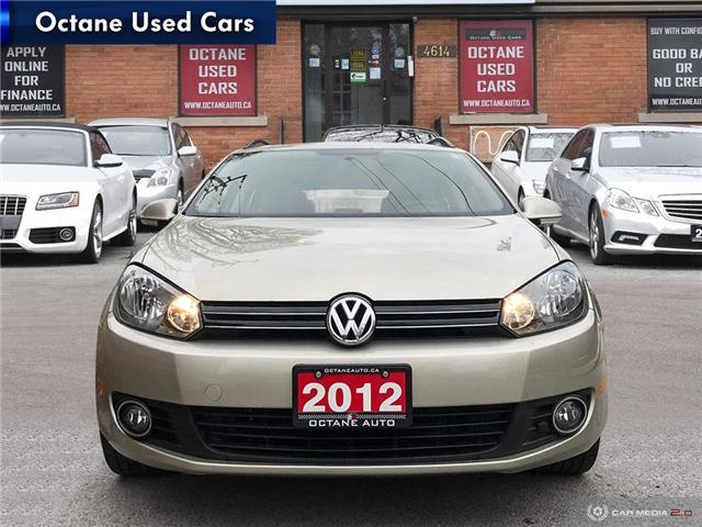 2012 Volkswagen Golf 2.0 TDI Highline (Stk: ) in Scarborough - Image 2 of 24