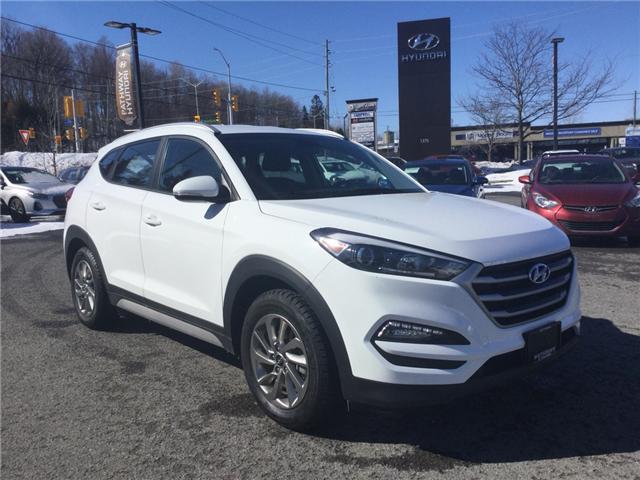 2018 Hyundai Tucson Premium 2.0L (Stk: X1265) in Ottawa - Image 1 of 19