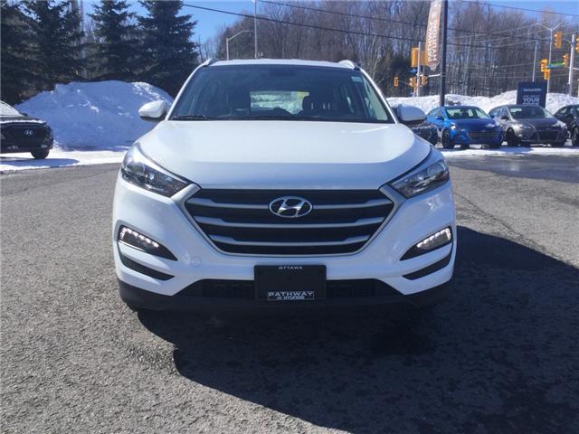 2018 Hyundai Tucson Premium 2.0L (Stk: X1265) in Ottawa - Image 2 of 19