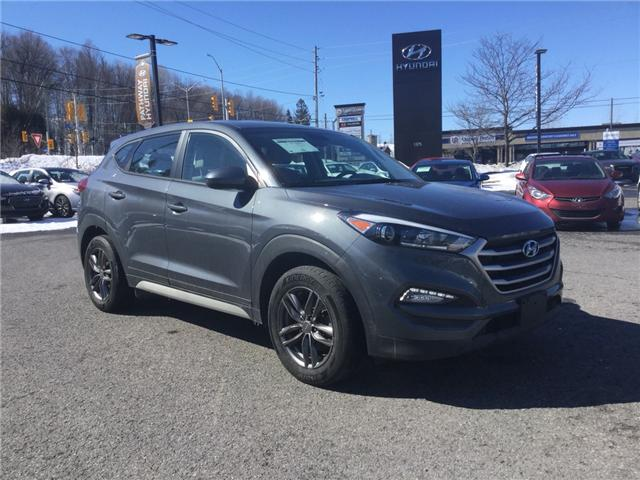 2017 Hyundai Tucson Base (Stk: R95652A) in Ottawa - Image 1 of 11