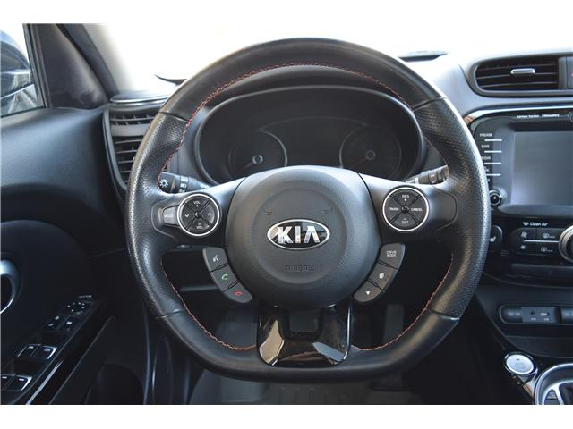 2017 Kia Soul SX Turbo Tech (Stk: 19-464072) in Cobourg - Image 14 of 25