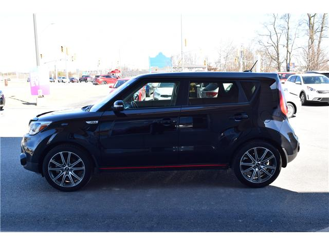 2017 Kia Soul SX Turbo Tech (Stk: 19-464072) in Cobourg - Image 5 of 25