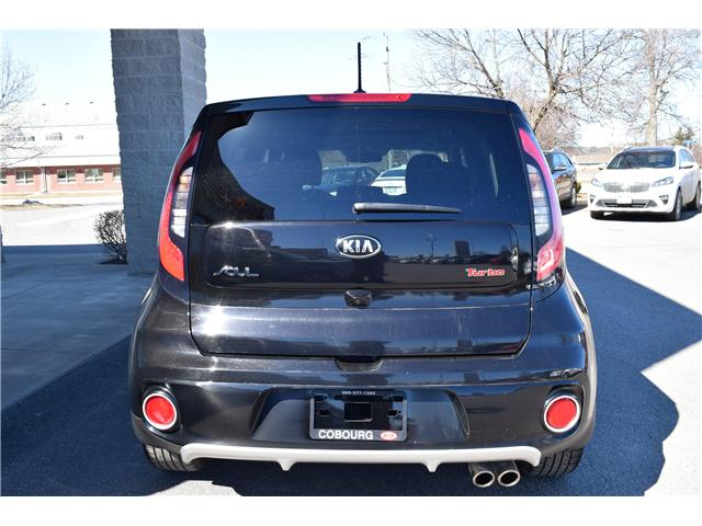2017 Kia Soul SX Turbo Tech (Stk: 19-464072) in Cobourg - Image 4 of 25