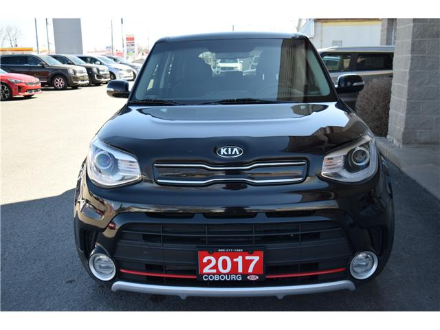 2017 Kia Soul SX Turbo Tech (Stk: 19-464072) in Cobourg - Image 2 of 25