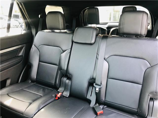 2018 Ford Explorer XLT (Stk: LF010000) in Surrey - Image 14 of 30