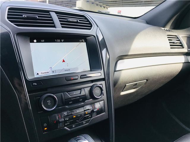 2018 Ford Explorer XLT (Stk: LF010000) in Surrey - Image 22 of 30