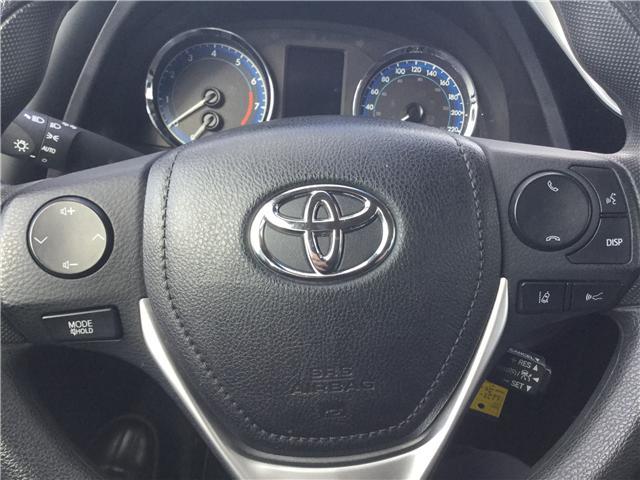2017 Toyota Corolla LE (Stk: U23-19) in Stellarton - Image 10 of 13