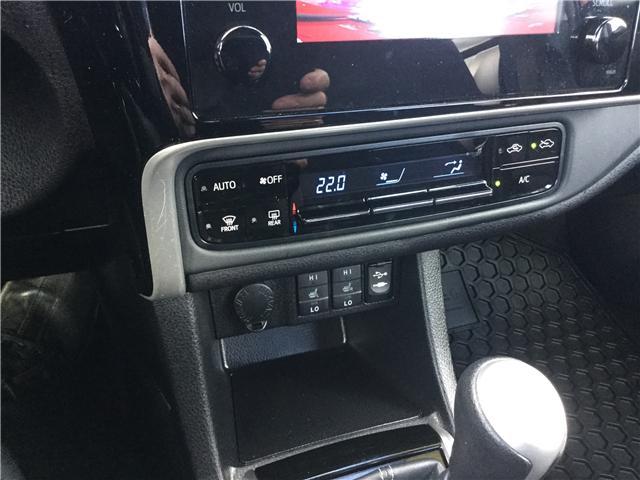 2017 Toyota Corolla LE (Stk: U23-19) in Stellarton - Image 12 of 13