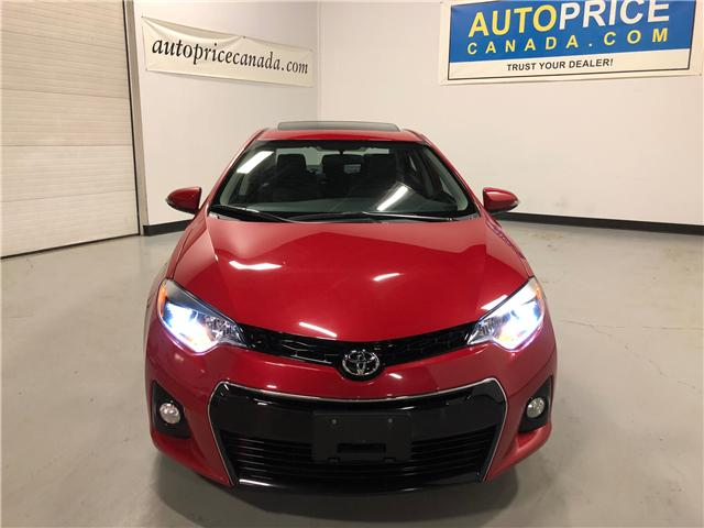 2016 Toyota Corolla S (Stk: F0050A) in Mississauga - Image 2 of 25