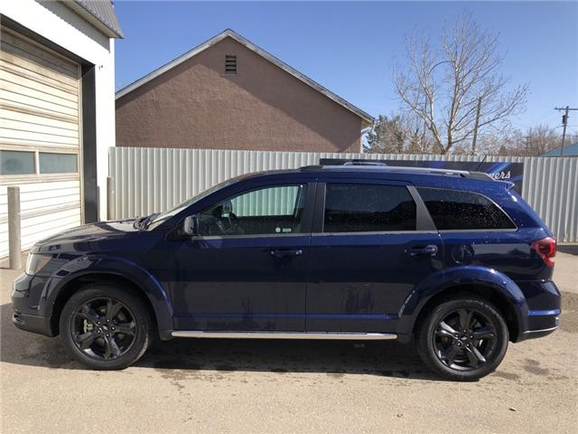 2018 Dodge Journey Crossroad (Stk: 14686) in Fort Macleod - Image 2 of 22
