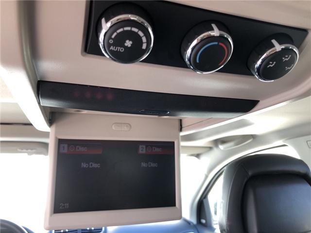 2018 Dodge Journey Crossroad (Stk: 14686) in Fort Macleod - Image 11 of 22