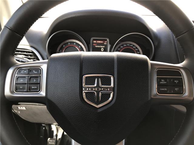 2018 Dodge Journey Crossroad (Stk: 14686) in Fort Macleod - Image 16 of 22