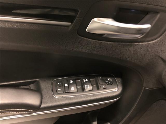 2018 Chrysler 300 S (Stk: D0141) in Mississauga - Image 17 of 25