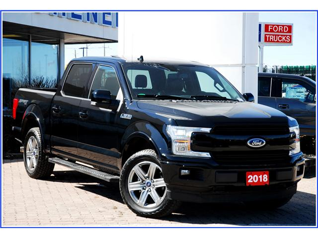 2018 Ford F-150 Lariat (Stk: 147240) in Kitchener - Image 2 of 20