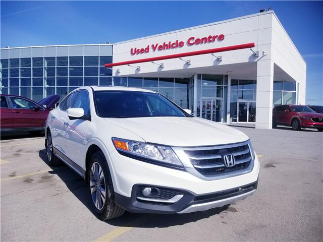 2014 Honda Crosstour EX-L (Stk: 2190628A) in Calgary - Image 1 of 29