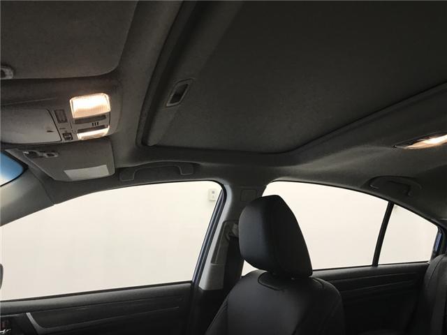 2019 Subaru Legacy 2.5i Limited w/EyeSight Package (Stk: 203917) in Lethbridge - Image 16 of 29