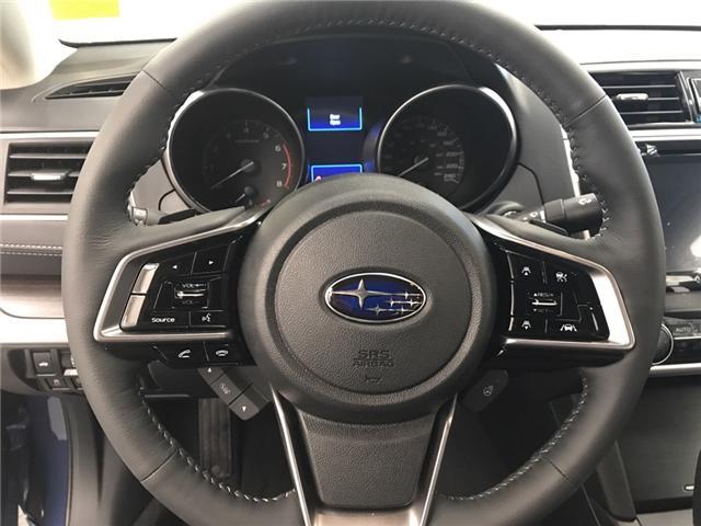 2019 Subaru Legacy 2.5i Limited w/EyeSight Package (Stk: 203917) in Lethbridge - Image 17 of 29