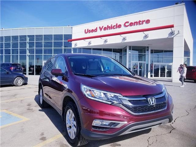 2016 Honda CR-V EX (Stk: 6190689A) in Calgary - Image 1 of 27