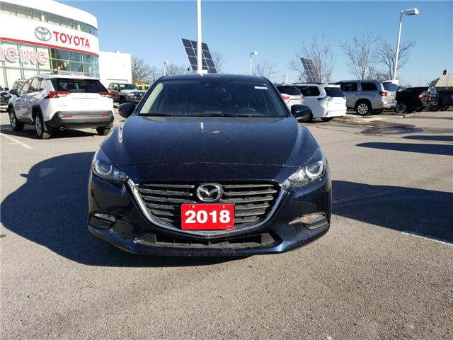 2018 Mazda Mazda3 GX (Stk: P1738) in Whitchurch-Stouffville - Image 1 of 6