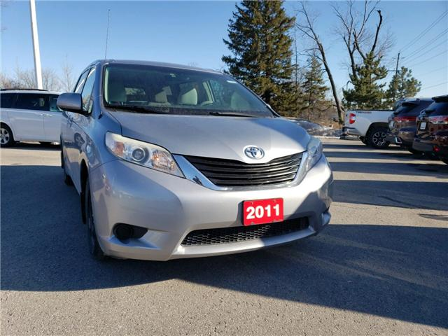 2011 Toyota Sienna LE 7 Passenger (Stk: P1646A) in Whitchurch-Stouffville - Image 1 of 5