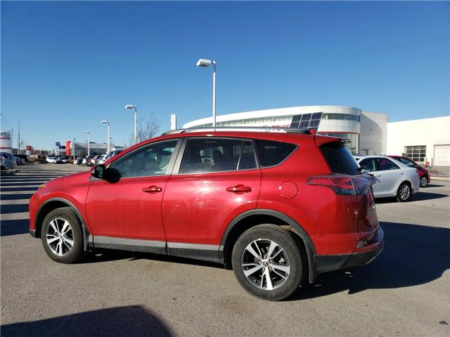 2017 Toyota RAV4 XLE (Stk: P1725) in Whitchurch-Stouffville - Image 2 of 6