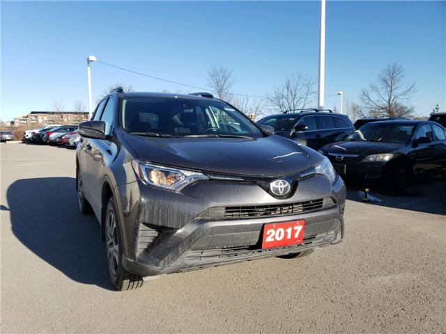 2017 Toyota RAV4 LE (Stk: P1735) in Whitchurch-Stouffville - Image 1 of 5