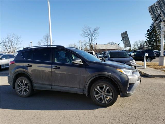 2017 Toyota RAV4 LE (Stk: P1735) in Whitchurch-Stouffville - Image 2 of 5