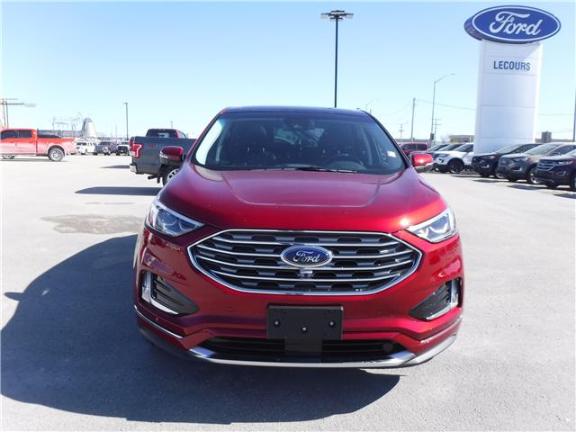 2019 Ford Edge Titanium (Stk: 19-99) in Kapuskasing - Image 2 of 11