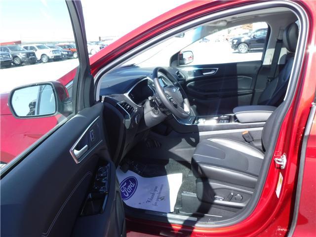 2019 Ford Edge Titanium (Stk: 19-99) in Kapuskasing - Image 5 of 11