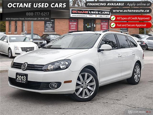 2013 Volkswagen Golf 2.0 TDI Highline (Stk: ) in Scarborough - Image 1 of 23
