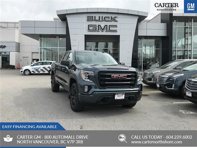2019 GMC Sierra 1500 Elevation (Stk: 9R43590) in North Vancouver - Image 1 of 13
