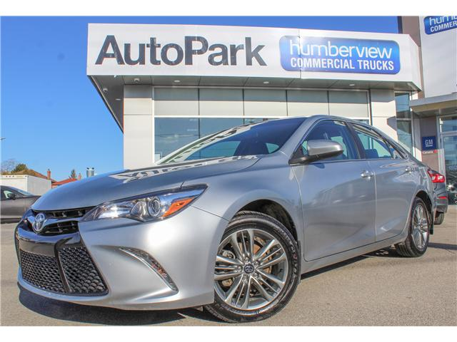 2017 Toyota Camry SE (Stk: 17-393494) in Mississauga - Image 1 of 21