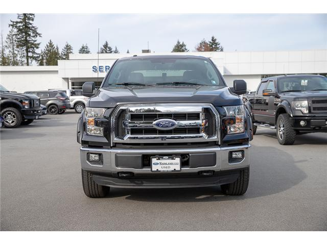 2015 Ford F-150 XLT (Stk: P2550) in Surrey - Image 2 of 27