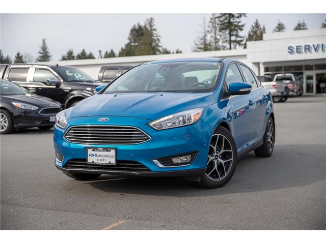 2015 Ford Focus Titanium (Stk: P2017) in Surrey - Image 3 of 28
