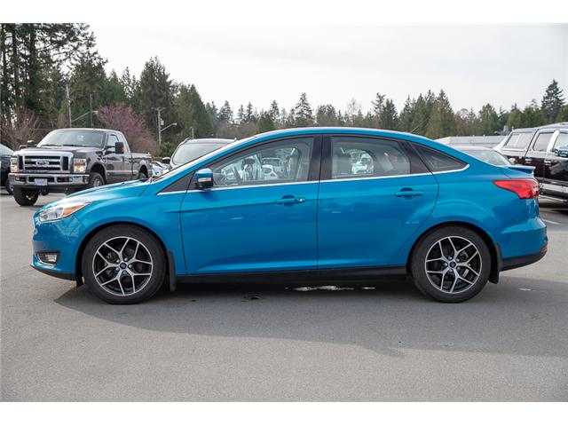2015 Ford Focus Titanium (Stk: P2017) in Surrey - Image 4 of 28