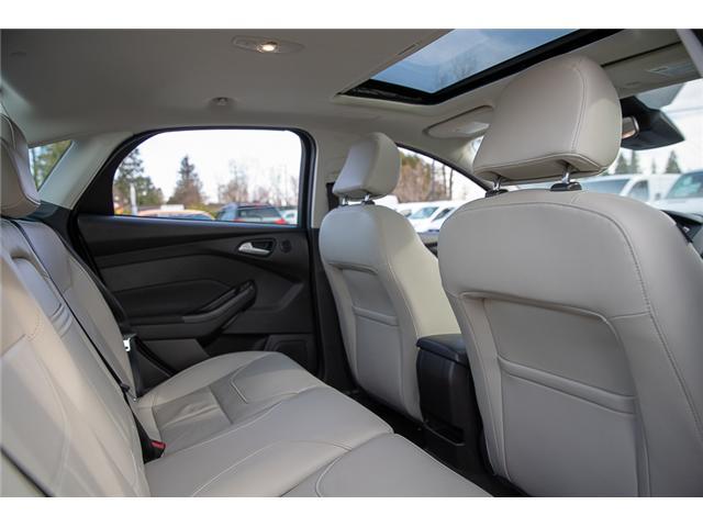 2015 Ford Focus Titanium (Stk: P9582) in Vancouver - Image 18 of 29