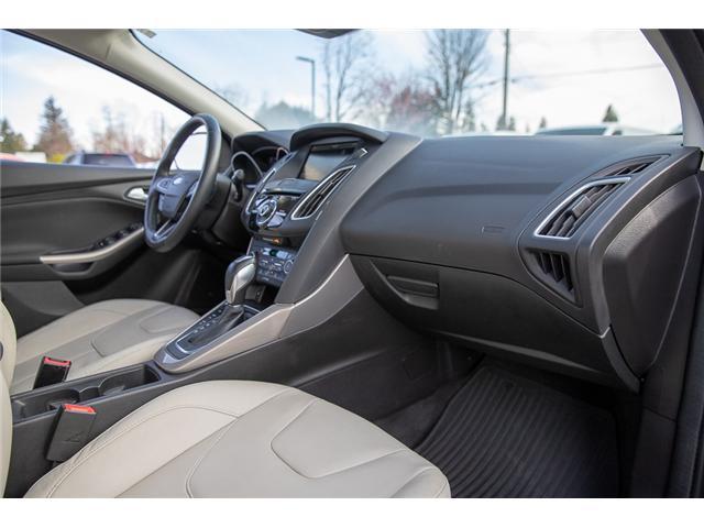 2015 Ford Focus Titanium (Stk: P9582) in Vancouver - Image 19 of 29