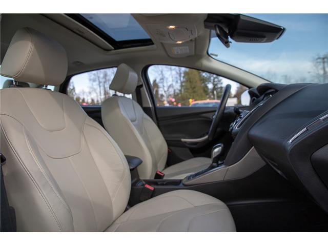 2015 Ford Focus Titanium (Stk: P9582) in Vancouver - Image 20 of 29