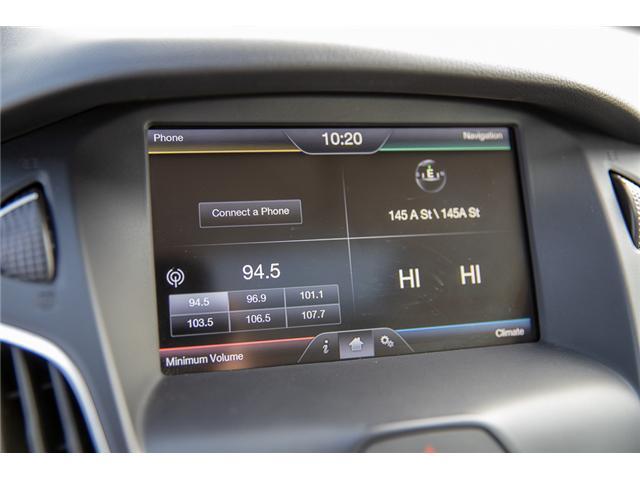 2015 Ford Focus Titanium (Stk: P9582) in Vancouver - Image 24 of 29