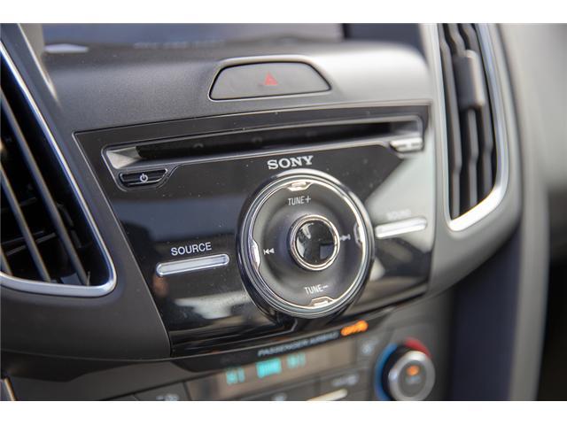2015 Ford Focus Titanium (Stk: P9582) in Vancouver - Image 26 of 29