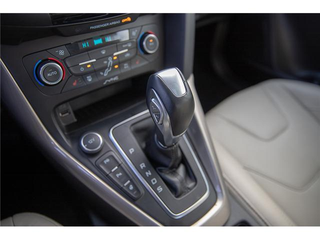 2015 Ford Focus Titanium (Stk: P9582) in Vancouver - Image 27 of 29