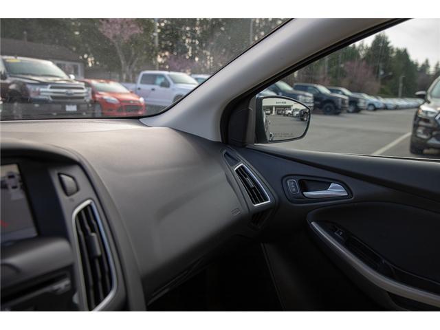 2015 Ford Focus Titanium (Stk: P9582) in Vancouver - Image 28 of 29