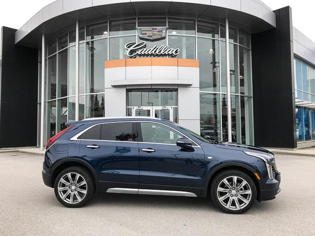 2019 Cadillac XT4 Premium Luxury (Stk: 9D36630) in North Vancouver - Image 3 of 24
