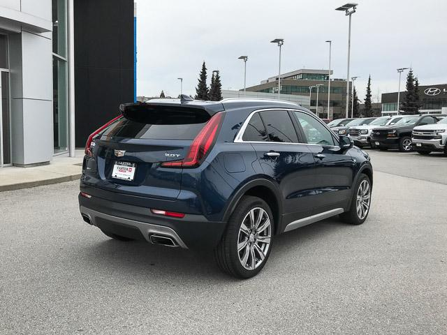 2019 Cadillac XT4 Premium Luxury (Stk: 9D36630) in North Vancouver - Image 4 of 24