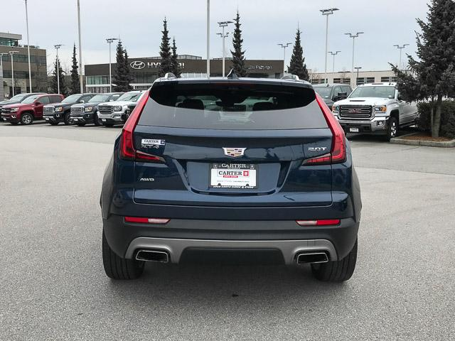 2019 Cadillac XT4 Premium Luxury (Stk: 9D36630) in North Vancouver - Image 5 of 24
