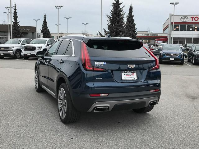 2019 Cadillac XT4 Premium Luxury (Stk: 9D36630) in North Vancouver - Image 6 of 24
