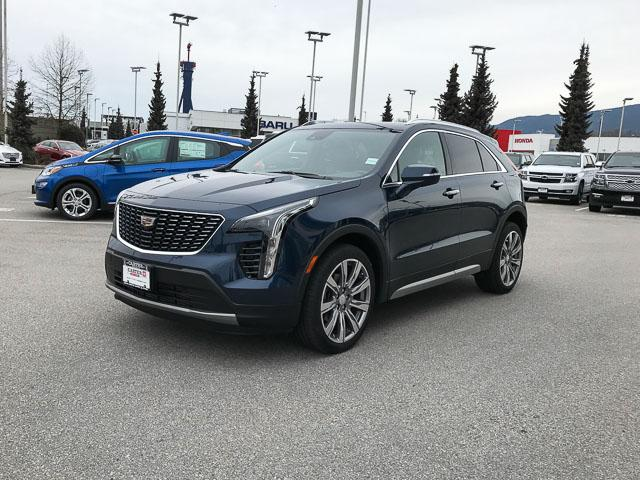 2019 Cadillac XT4 Premium Luxury (Stk: 9D36630) in North Vancouver - Image 8 of 24