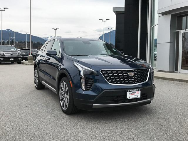 2019 Cadillac XT4 Premium Luxury (Stk: 9D36630) in North Vancouver - Image 2 of 24